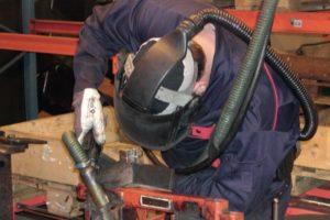 EMF risk welding